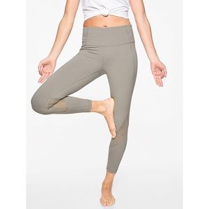 Athleta Eclipse 7/8 Tight Taupe